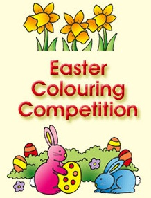 Easter Colouring Competitions – How would YOU colour yours? | GaltToys